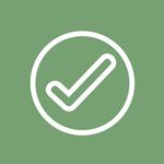 Tick icon Virtual PA testimonials