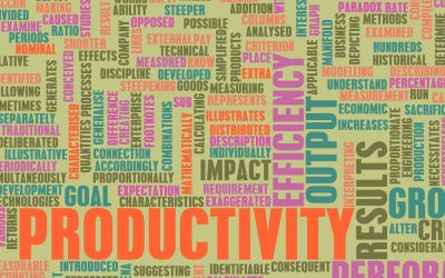 How can you be productive and increase business growth?