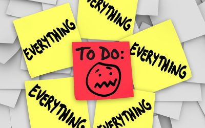 What does it feel like to be overwhelmed, and what can you do about it?