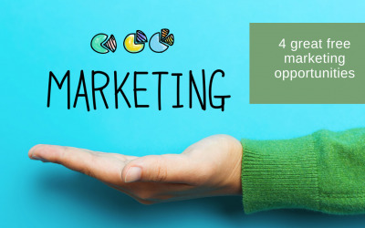 4 great free marketing opportunities