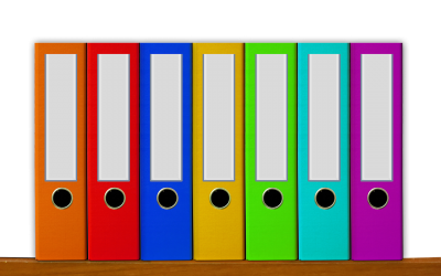 Do you have a filing system that works?